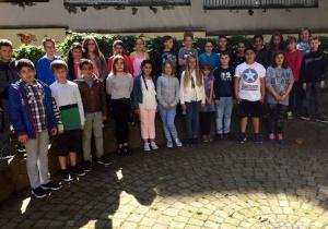 Klasse 5c - Frau Berrisch-Hirt